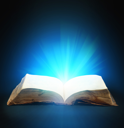 blue bible